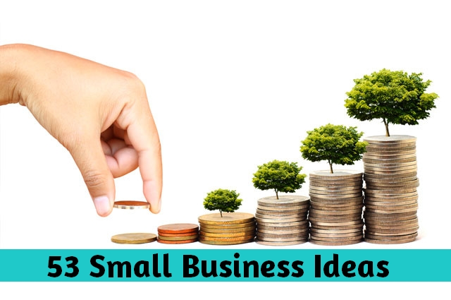 Business Idea Of Small Investment