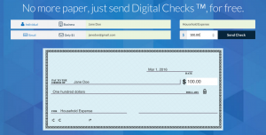 [News] Now You Can Email Anyone a Digital Check and Deposit it Free