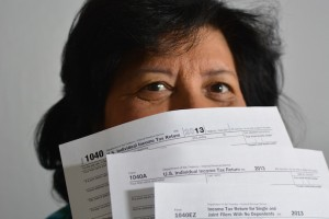 Help For New Taxpayers Frightened By Form 1040