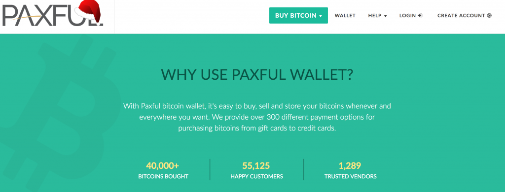 Paxful.com bitcoin exchange review
